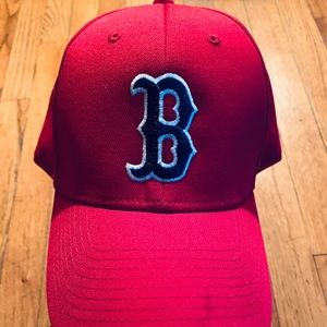 💋New Unisex Boston Red Sox Adjustable Hat